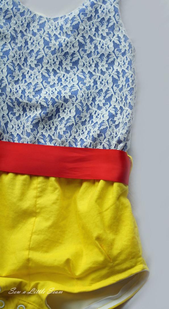 A Snow White Detail