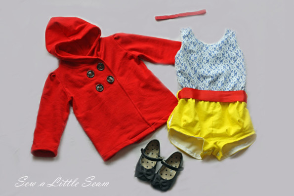 A Snow White Outfit Edited