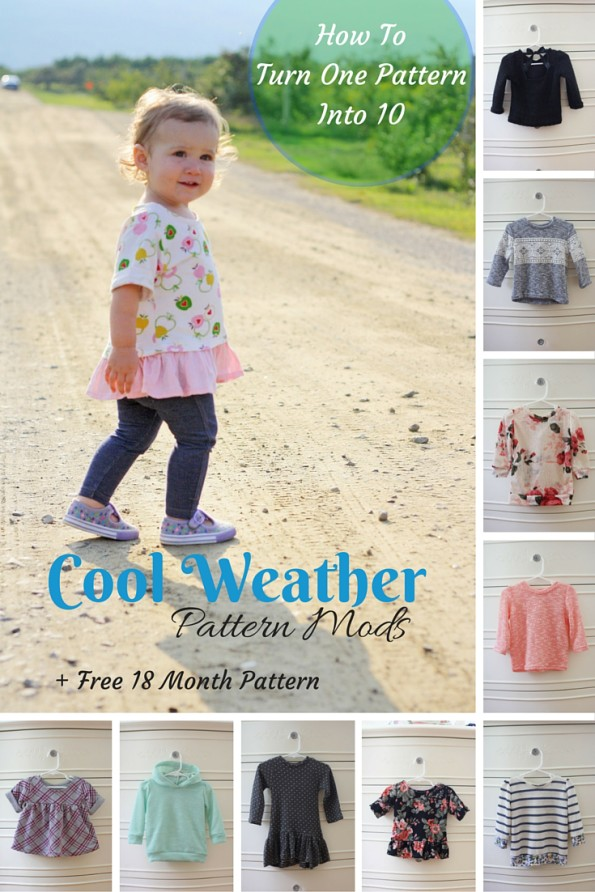 Free Sweater Pattern 18 Months