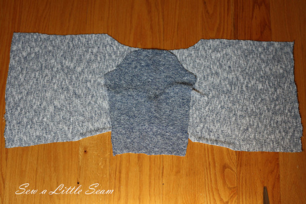 Sweater Tutorial and Pattern