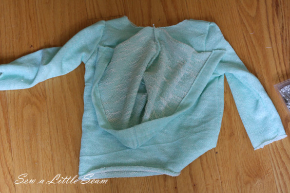 Hooded Sweatshirt Tutorial and Free Pattern