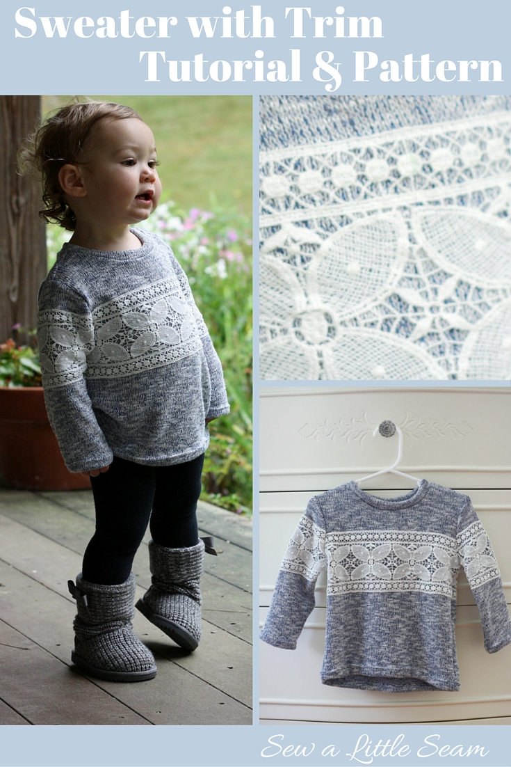 Cool Weather Series: Fair Isle Sweater Look-Alike