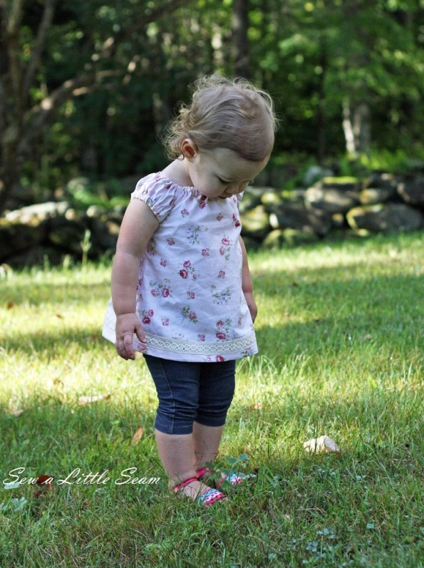 The Olivia Top by Mummykins and Me