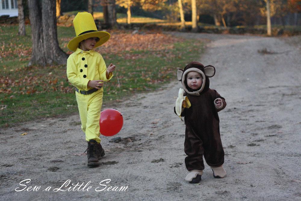 A Curious Halloween