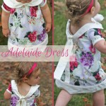Adelaide Dress by Violette Field Threads