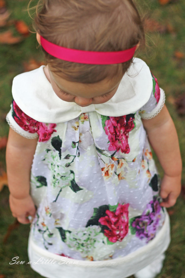Adelaide Dress from Violette Field Threads