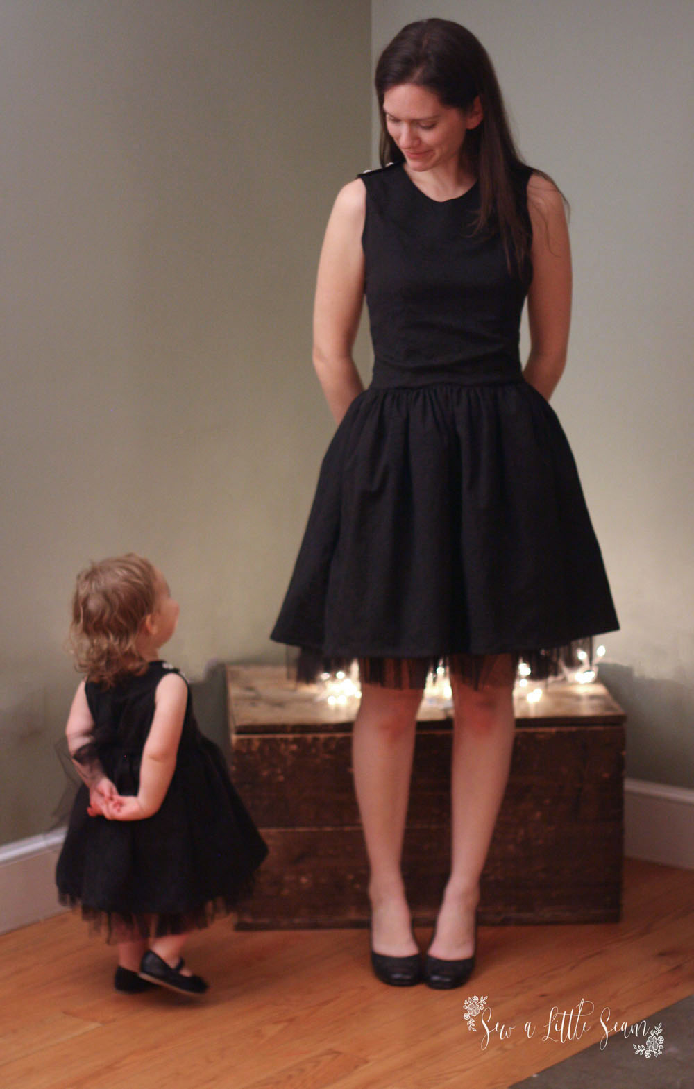 Pretty Party Dress from Mummykins and Me
