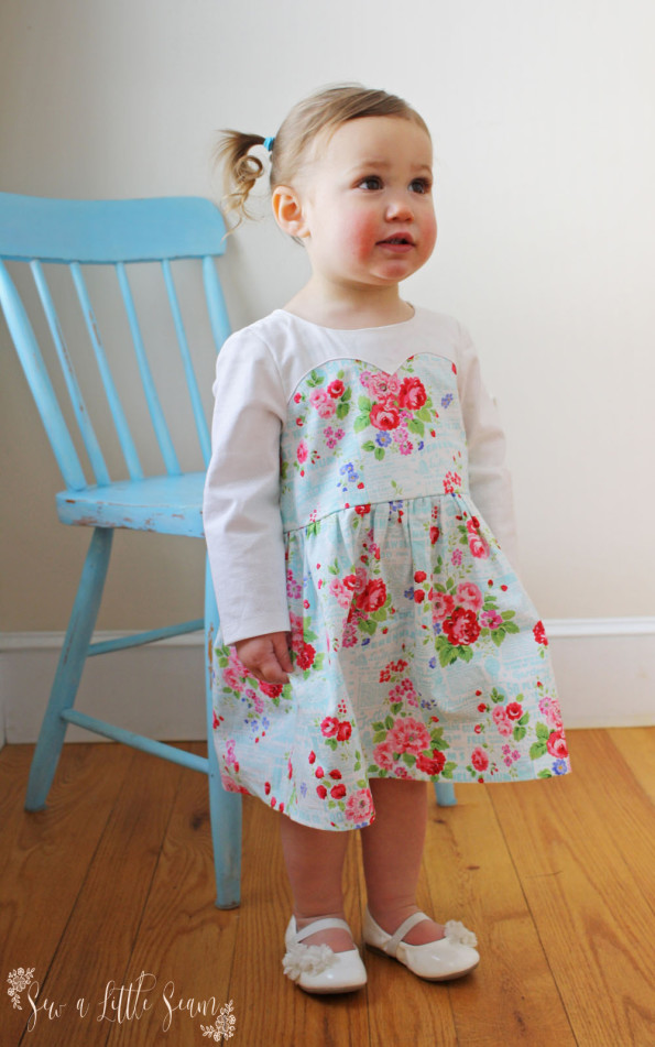 The Magrath Dress from Sew Much Ado
