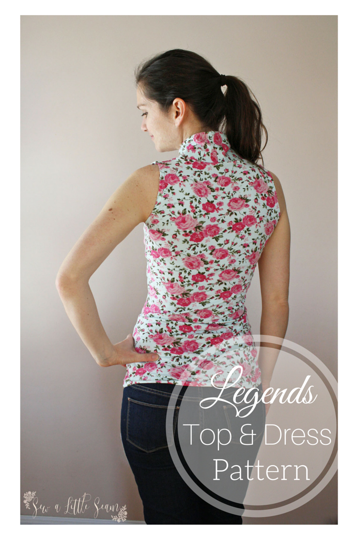 Legends Top and Dress Pattern