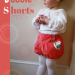 Berry Bubble Shorts from Mummykins & Me