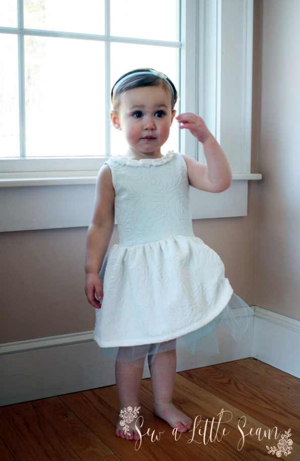 Free Dress Pattern & Tutorial