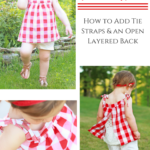 Hadley Pattern Hack: Tie Straps, Open Back