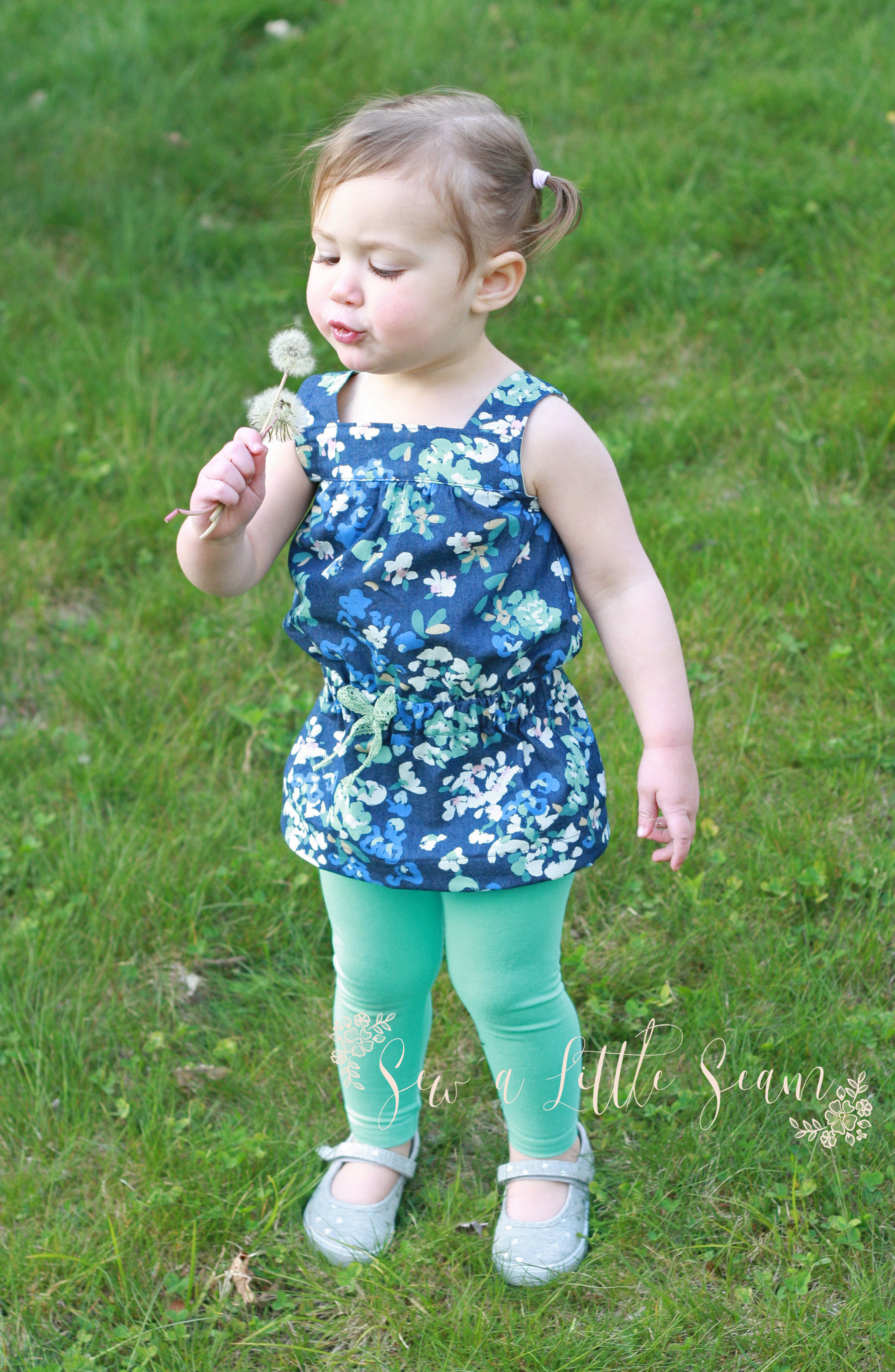 Hadley Top, Tunic & Dress Pattern