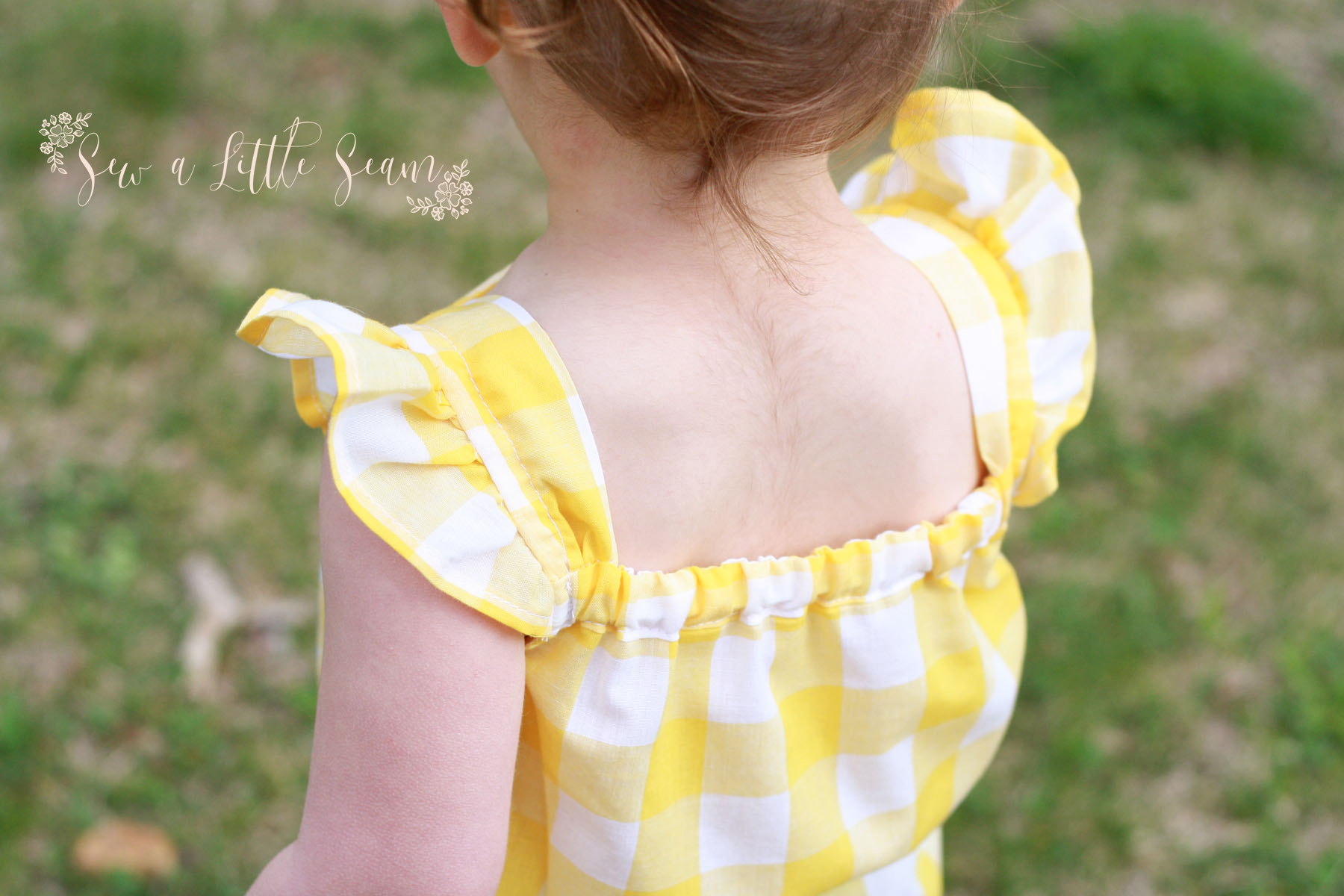 yellow dress 12 months of the year