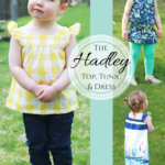 Hadley Top, Tunic & Dress Release