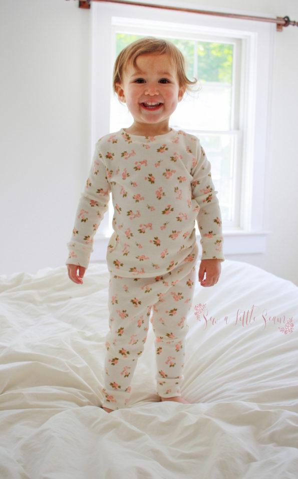 Free Pajama Sewing Pattern