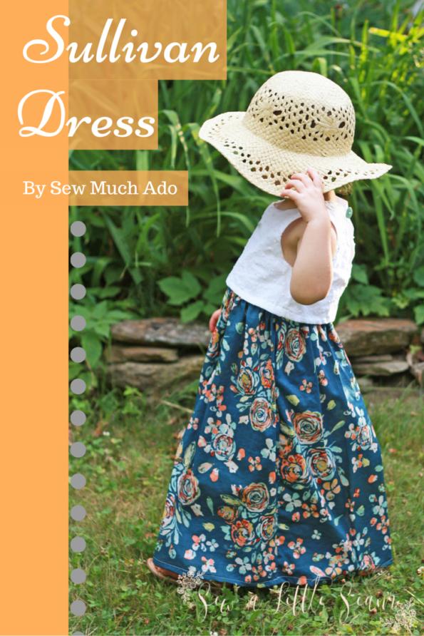 Sew Much Ado Sullivan Dress