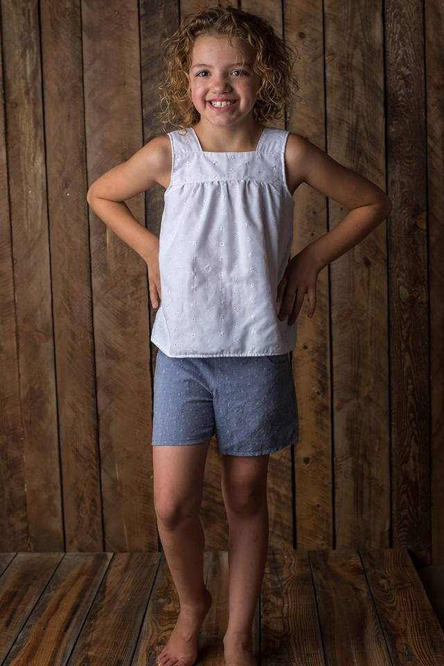 Linden Shorts & Skirt PDF Pattern