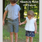 Linden Shorts & Skirt Pattern