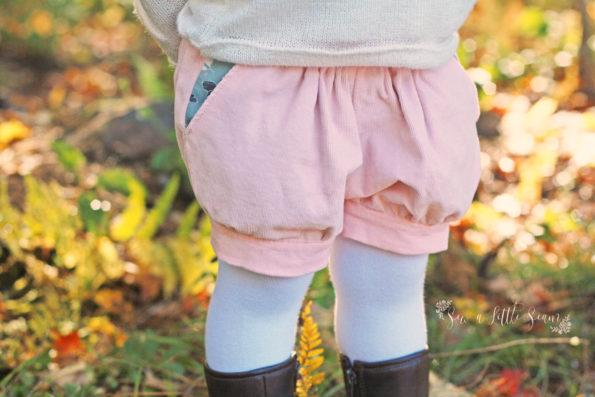 Twig & Tale Pixie Shorts