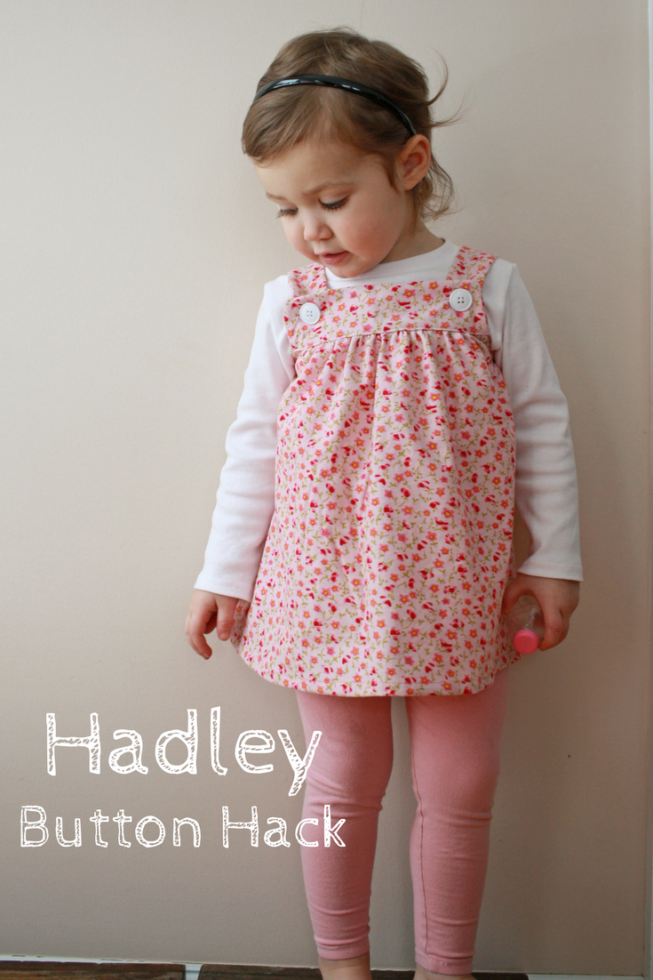 A Button Hadley for Layering