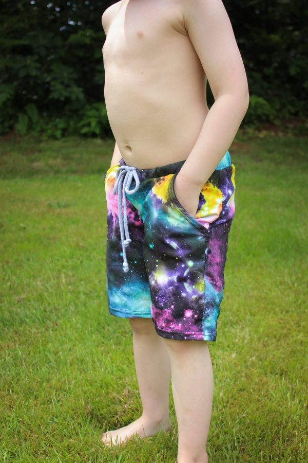 Linden Board Shorts