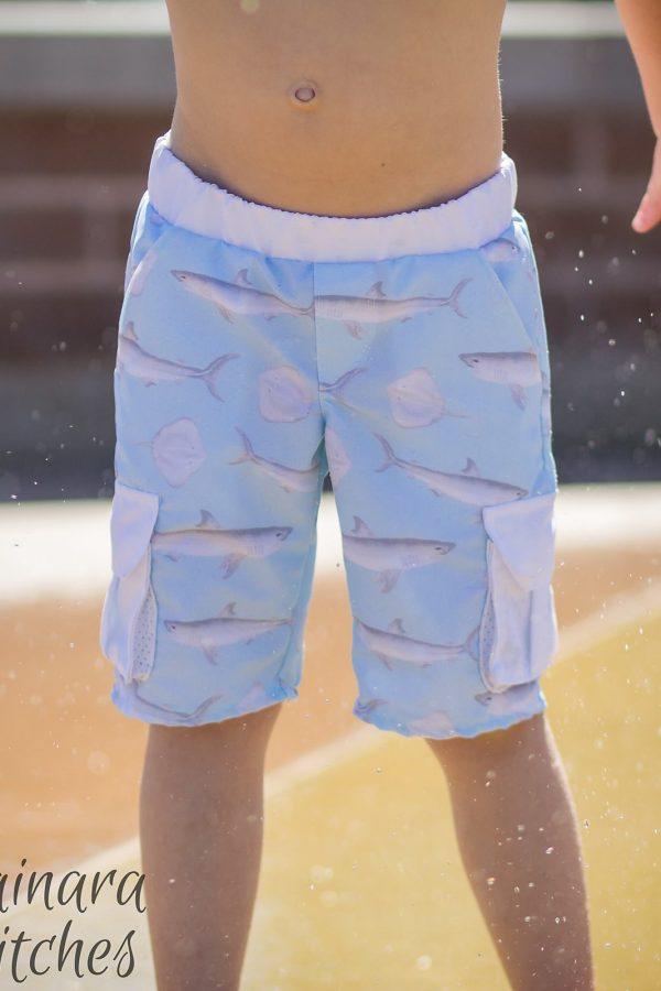 Linden Board Shorts2