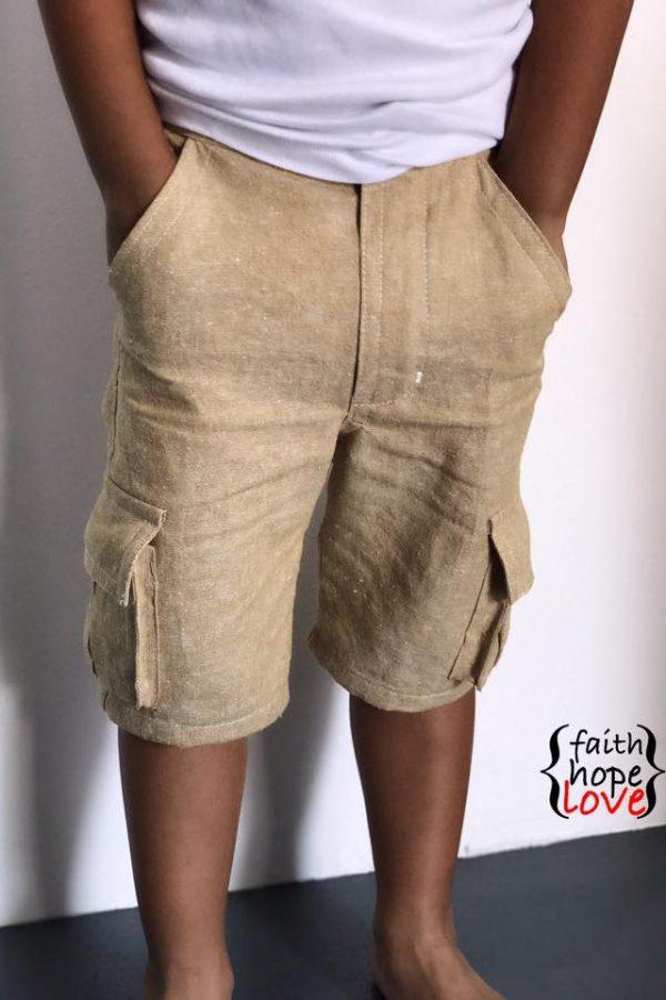 Linden Cargo Shorts