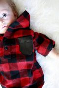 EK 6months Partial Placket with hood