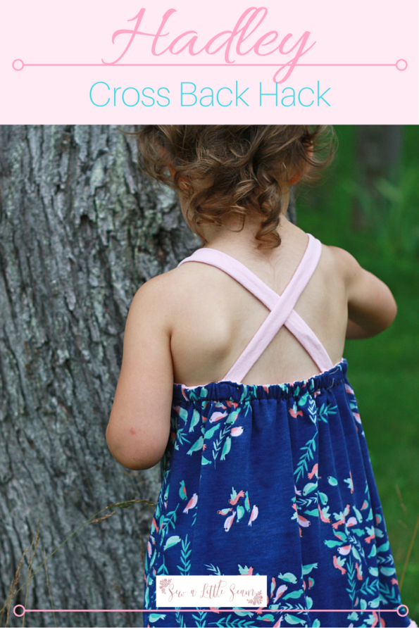 Sew a Little Seam Hadley Sewing Pattern
