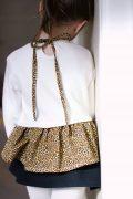 @mammanourseca Size 3 mid waist top with tie keyhole