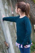 JJL Size 8 drop waist tunic long sleeves