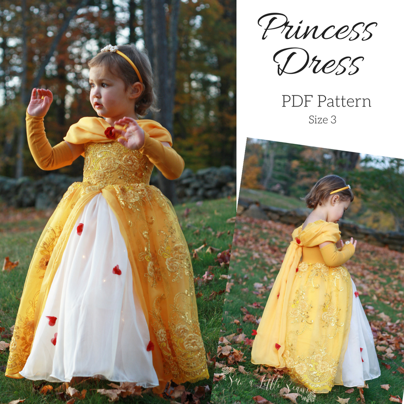 Princess Dress Web List