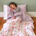 Child Sleeping Bag Tutorial