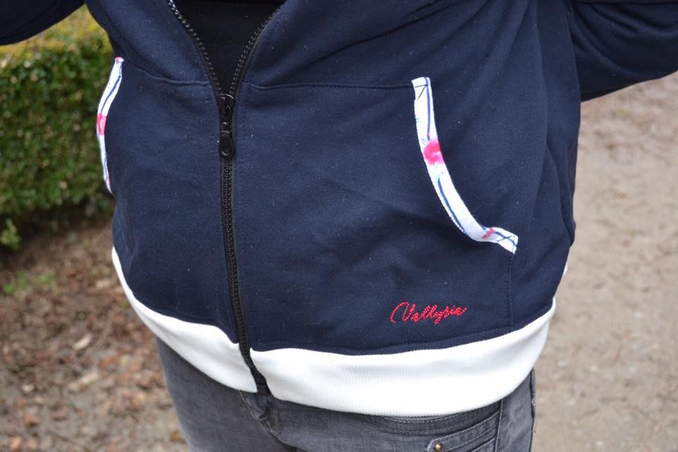 HM kangaroo pocket