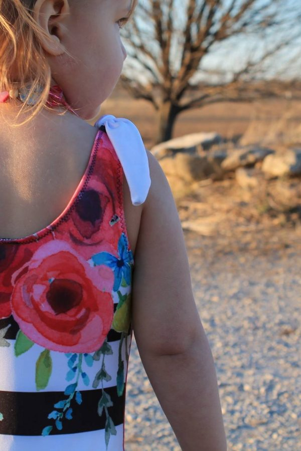 BB Size 2 Tie shoulder