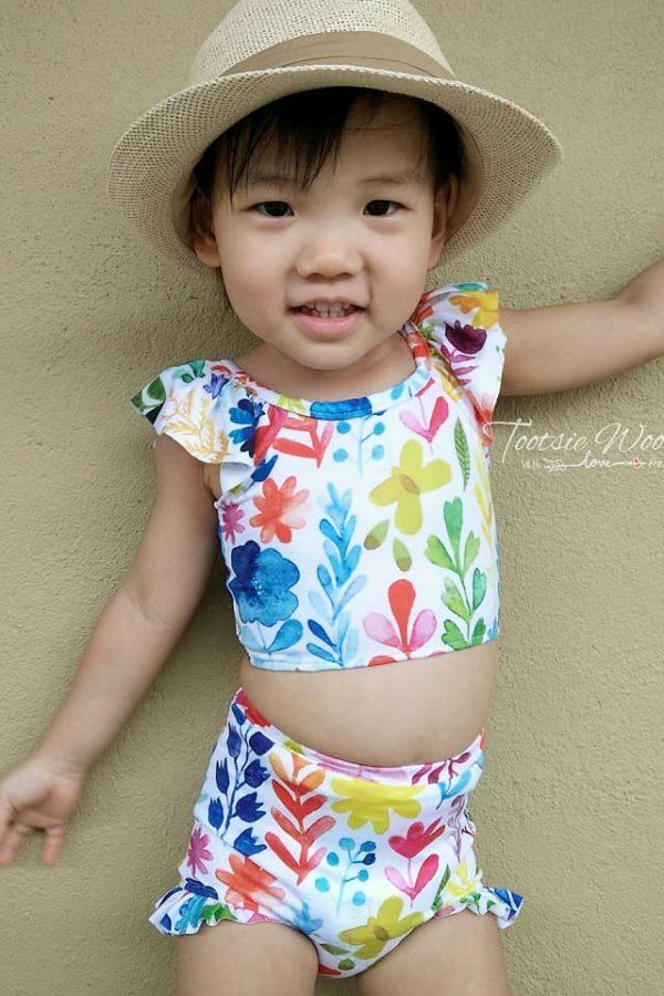 CC bikini high waist bottoms