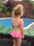 SM Scoop back bikini