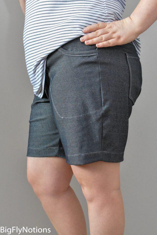 BP knit short