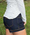JAS shorts crop