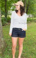 JAS shorts jean style