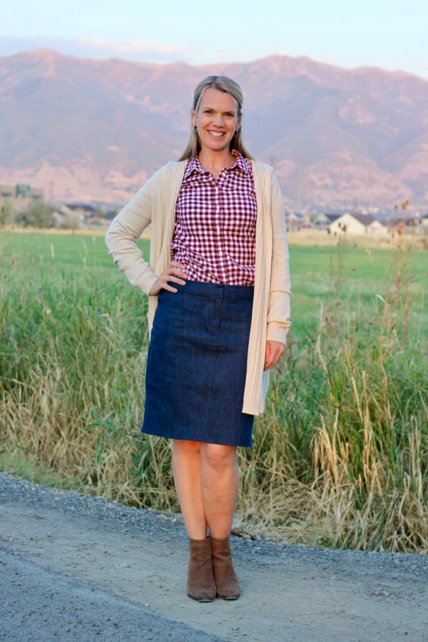 KG Skirt long