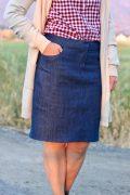 KG long skirt