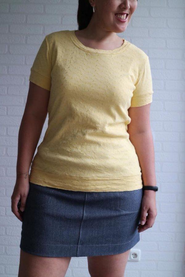 LJY knit skirt 2