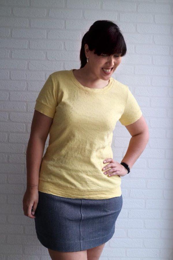 LJY knit skirt