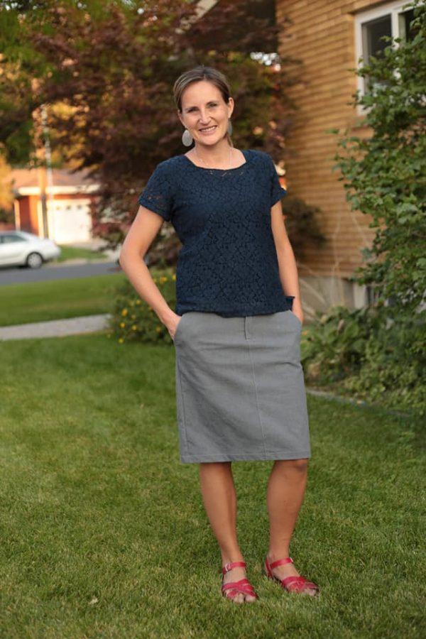 MBJ long skirt