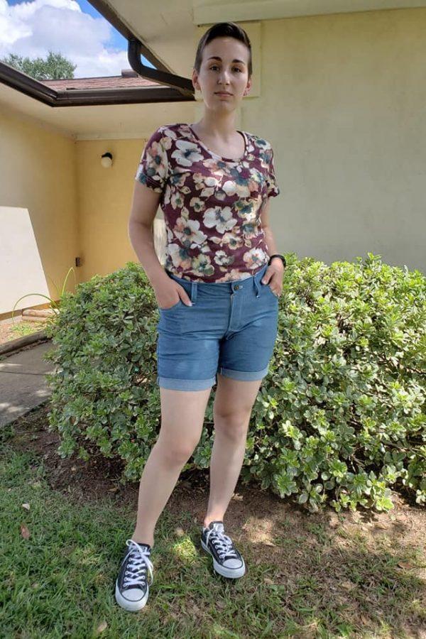 RN shorts