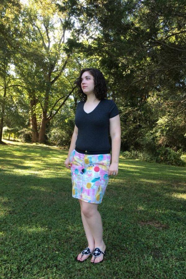 SO skirt