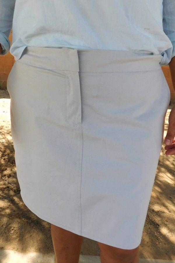 ZZ skirt chino style