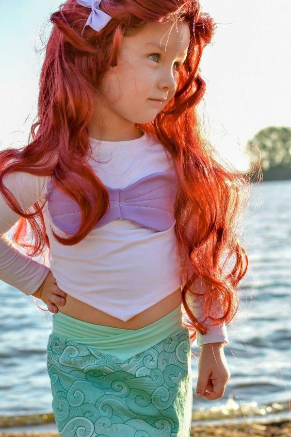 BP mermaid shells